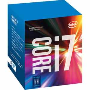 Intel Core i7-7700 LGA 1150 3.6Ghz 7th Gen CPU processor