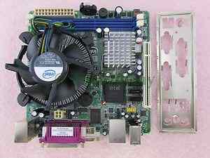 Intel Chipset G31 MotherBoard + Core 2 Duo 2.93 Processor + CPU Fan Combo Kit