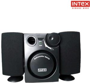 Intex Mini Woofer | Intex IT 880W Speakers Price 7 Mar 2021 Intex Mini Multimedia Speakers online shop - HelpingIndia