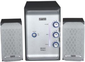 Intex IT 2600W Blaster 2.1 Multimedia Speakers