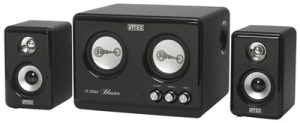 Intex IT 3000W 2.1 Channel Multimedia Speakers