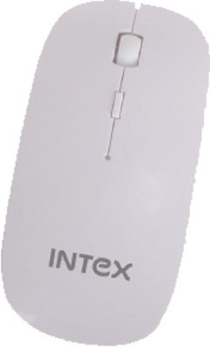 Intex Piano Wireless wifi Optical Mouse