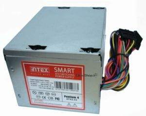 Smps Power Supply | Intex 450W ATX Supply Price 11 Dec 2019 Intex Power Supply online shop - HelpingIndia