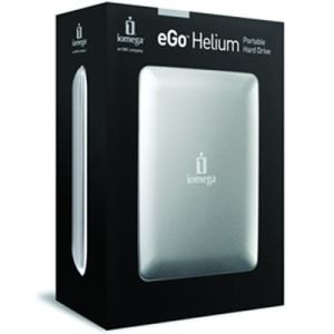 Iomega eGo Helium USB 2.0 Portable 500GB External Hard Drive HDD