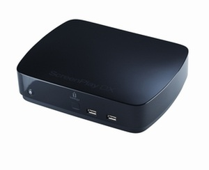IOmega ScreenPlay DX 3.5 inch 2 TB HD Media Player