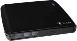 Irvine CASD External DVD Writer