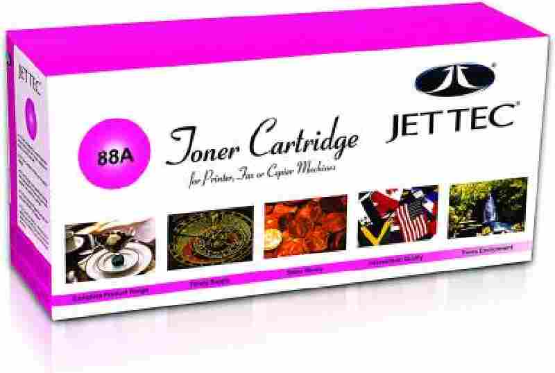 JET TEC12A HP Printer P1007, P1008, P1106, P1108, M1136, M1213 Compatible Toner Cartridge