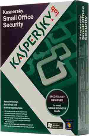Kaspersky Small Office Security 10 PCs + 1 File Server 1 Year