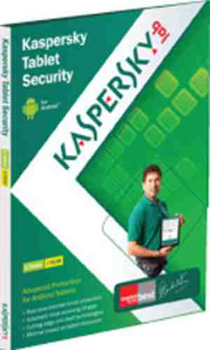 Kaspersky Tablet Security 1 Tablet 1 Year