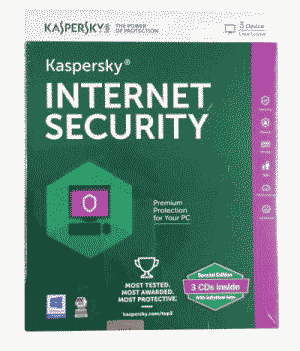 Kaspersky 2017 3 Seprate CD 1 Year Internet Security