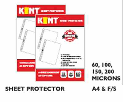 Sheet Protector | Kent Sheet Protector Sheets Price 18 Aug 2019 Kent Protector 50 Sheets online shop - HelpingIndia