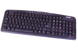 Umax Standard Keyboard PS/2