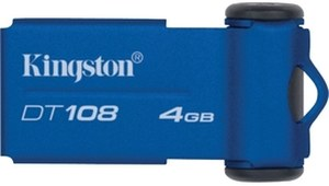 Kingston 4GB USB Mini New Pen Drive