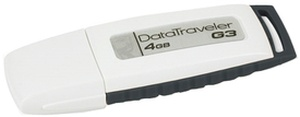 Kingston 4GB DataTraveler USB Pendrive