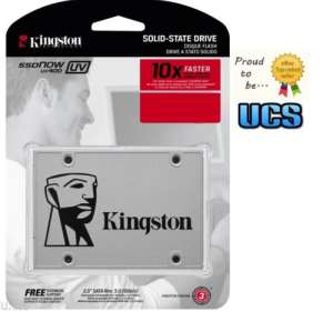 Kingston 120GB SATA-SSD SUV400S37 Laptops/Desktops Internal Solid-State Hard Drive