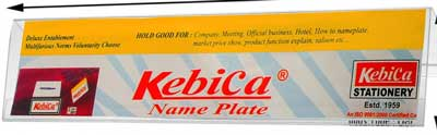 Click for other Products of Kebica Stationery for best price, offers & sales in our online store