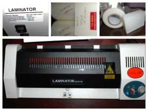 Lamination Machine A4 A3 Photos ID I Cards Documents Laminator