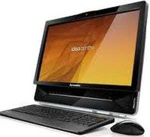 Lenovo All in One Desktop Dual Core PC with 20 LCD