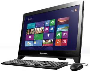 Lenovo Essential C260(57-325928) All in One AOL Desktop Computer PC (DOS) In Pc | C260(57-325928