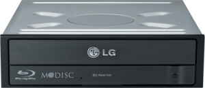 LG WH14NS40 Blu-ray Burner Internal BD Writer Drive