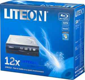 LiteOn iHBS312 Blu-ray Burner Internal Optical Drive