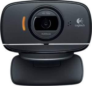 Logitech B525 Video-Calling USB Webcam