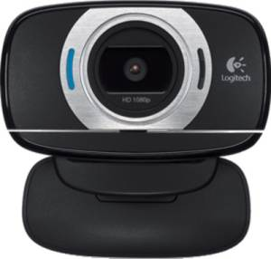 Logitech Webcam C615 HD 8MP USB WebCam