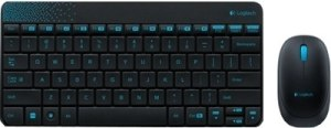 Logitech MK240 Wireless Keyboard and Mouse Combo
