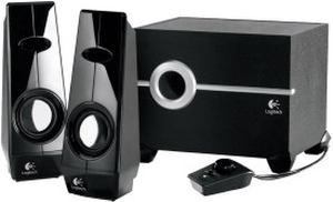 Logitech Z103 2.1 Multimedia Speakers