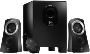 Logitech Z313 2.1 Multimedia Speakers