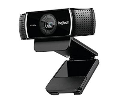 Logitech C922x Pro HD Video Streaming & Recording Full HD Webcam