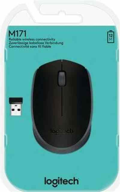 Logitech M171 wifi Optical Wireless Mouse