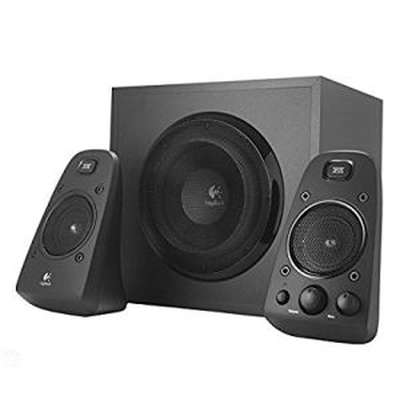 Logitech Z623 2.1 200 Watt THX-Certified Multimedia Home Speaker