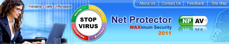 Click for other Products of Net Protector AntiVirus for best price, offers & sales in our online store