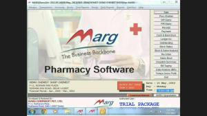 MARG ERP9+ Pharmacy, Chemist, Pharma, Medical Store Billing Inventory Management Software