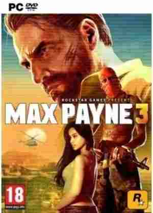 Max Payne 3 PC Games DVD
