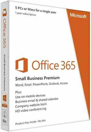 Microsoft MS Office 365 Small Premium (MiniPack)