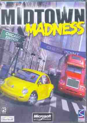 Midtown Madness Games CD