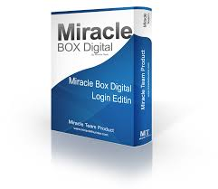 Miracle Box Digital Login Edition New Update | No Box No Thunder Key Software Tools
