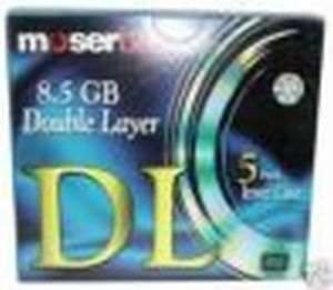 Double Layer 8.4 DL DVD-R | Moser Baer Pro CASE Price 23 Nov 2020 Moser Layer Jewel Case online shop - HelpingIndia