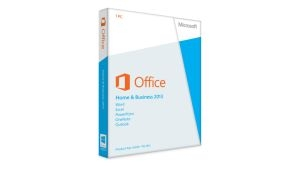 Microsoft MS 2013 Office Home & Business Software DVD