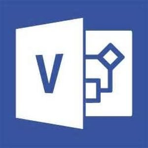 Microsoft ms Visio 2013 Standard Software