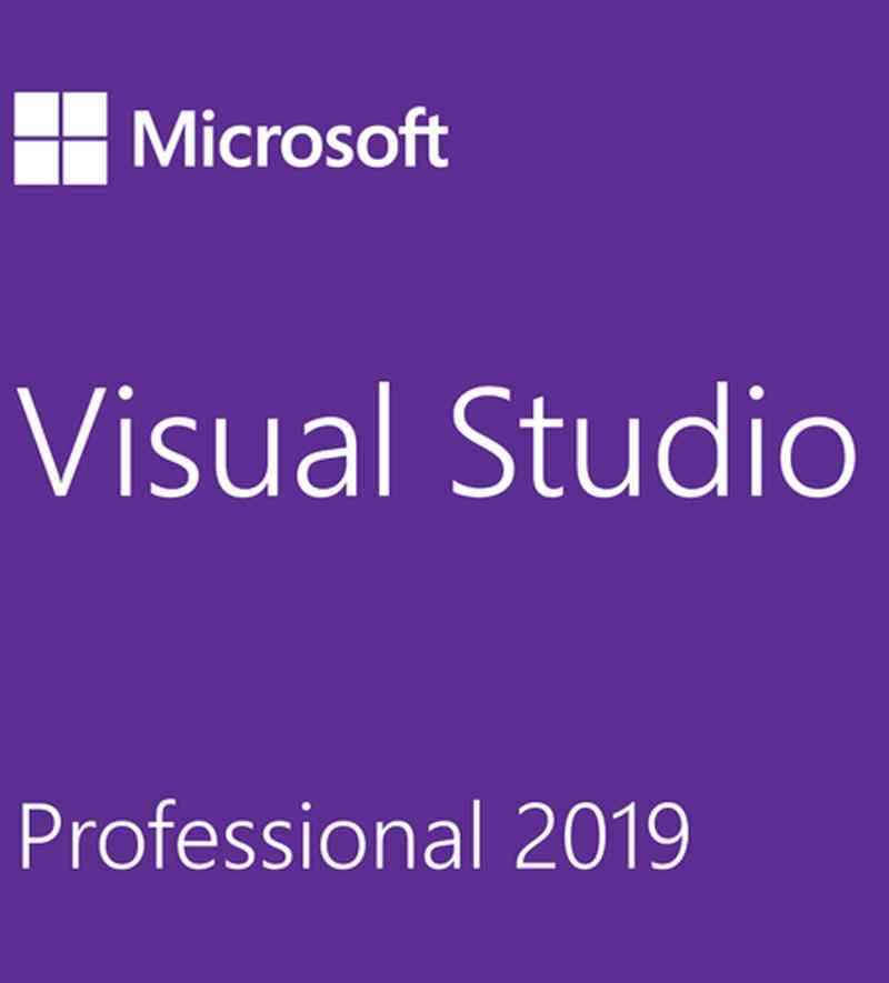 Microsoft Visual Studio 2019 Professional OLP Licence ESD Software