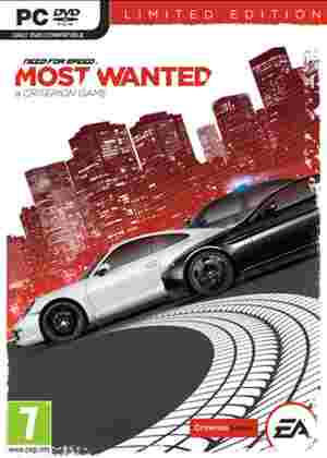 Need For Speed: Most Wanted - 2012 PC Games DVD