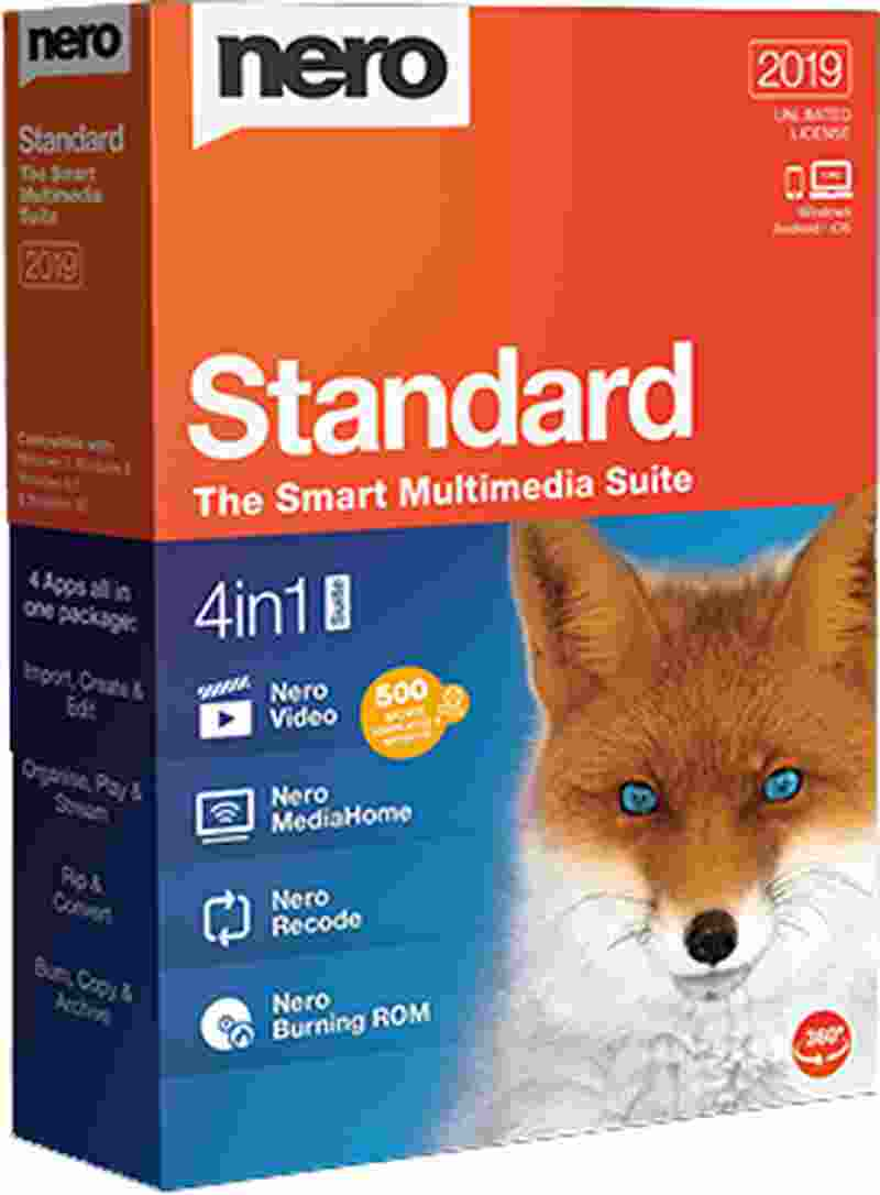 NERO 2020 Standard Suite ESD Software