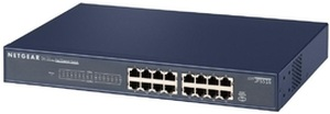 Netgear 16-Port 10/100 Mbps Fast Ethernet LAN Network Switch