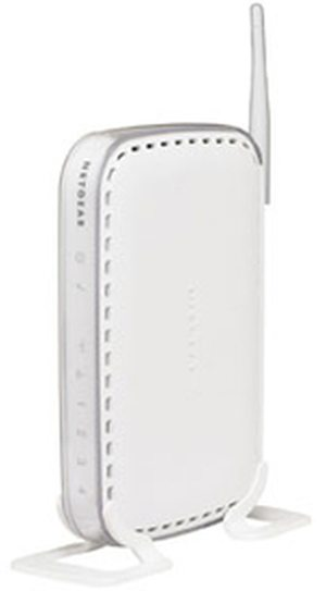 Netgear DGN2200 ADSL2+ Wireless N300 Router With Modem