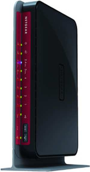 Netgear WNDR3800 N600 Dual Band Gigabit Wireless Router