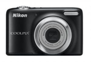 Nikon Coolpix L25 Point & Shoot Digital Camera