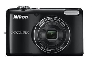 Nikon Coolpix L26 Point & Shoot Digital Camera